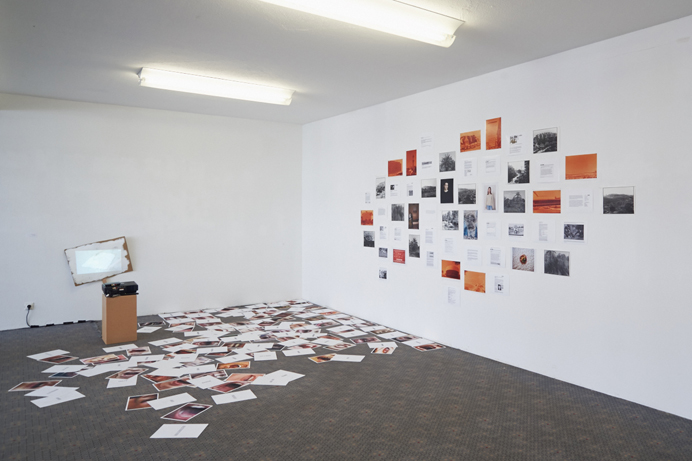 Installation view from l.t.r.: Ursula Stiglitz, Peter Riedlinger