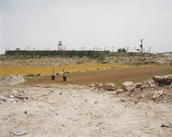 Playground / Army Camp, Abu Dis, Palestine 2001