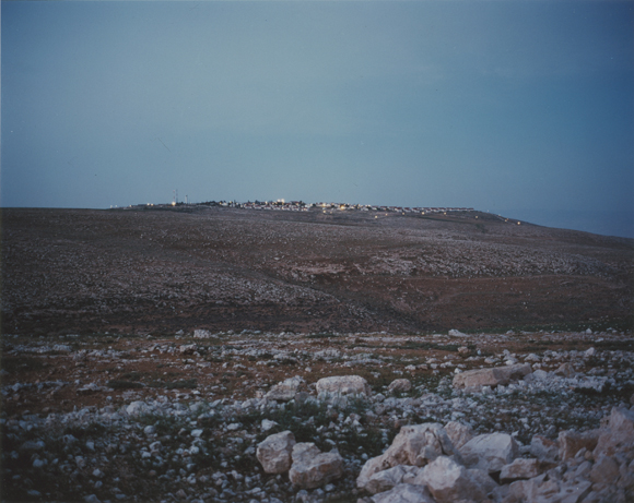 Rimonim Settlement, West Bank, Palestine 2001