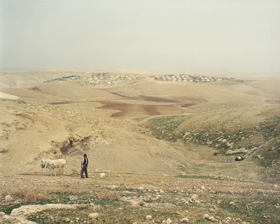 Qedar Settlement, West Bank, Palestine 2003