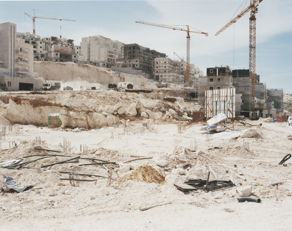 Har Homa Settlement Construction, 2001