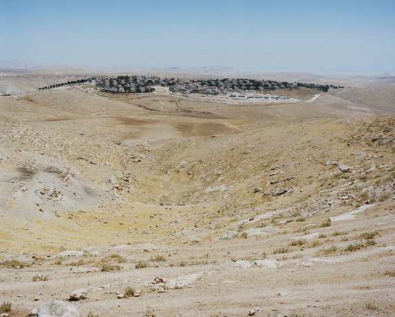 Qedar Settlement, West Bank, Palestine 2008